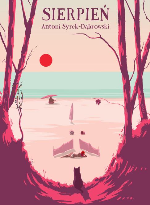 DVD Antoni Syrek-Dąbrowski Sierpień
